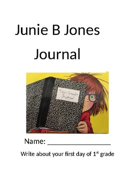 Junie B., First Grader at last