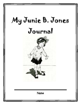 Junie B. Jones Cover