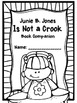 Junie B. Jones Is Not a Crook Book Companion