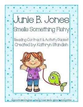 Junie B. Jones, Smells Something Fishy (Reading Contract &
