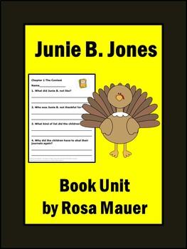 Turkeys We Have Loved and Eaten Junie B. Thanksgiving