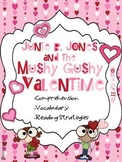Junie B. Jones and the Mushy Gushy Valentine: Comprehension Guide