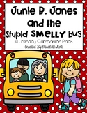 Junie B. Jones and the Stupid Smelly Bus {Literacy Compani