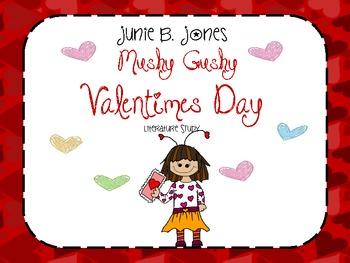 Junie B. Mushy Gushy