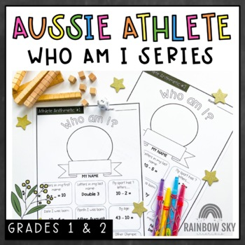 Junior Athlete Arithmetic Maths Pack - Summer Games
