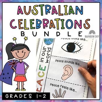 Junior Australian Celebrations BUNDLE