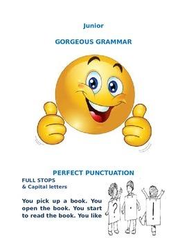 Junior Gorgeous Grammar