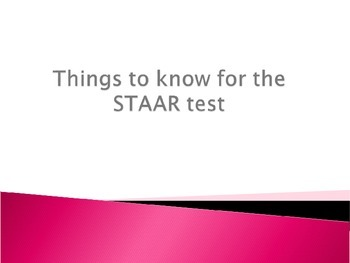Junior High Math STAAR Review PowerPoint ***Updated for NE