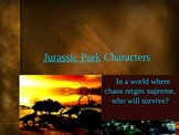Jurassic Park: Characters PP