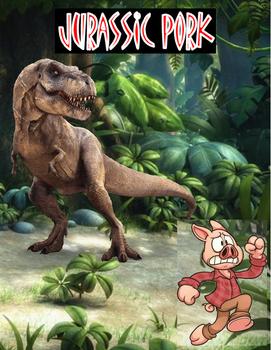 Jurassic Pork - A Jurassic Park inspired play
