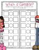 Just Add Dice Valentine's Day Math Games!  Print and Go!