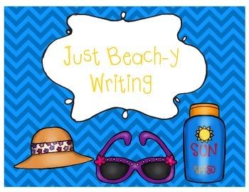 Just Beach-y Writing