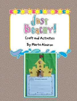 Just Beachy! Sand Castle Craft and Activities