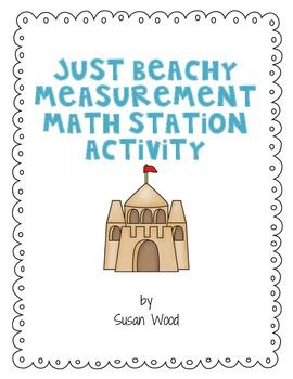 Just Beachy Measuring