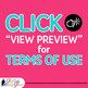 Just Ducky Clip Art {Scrapbook Paper, Frames, Pennants for