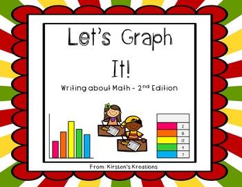 Just Graph It! - a writing about math resource