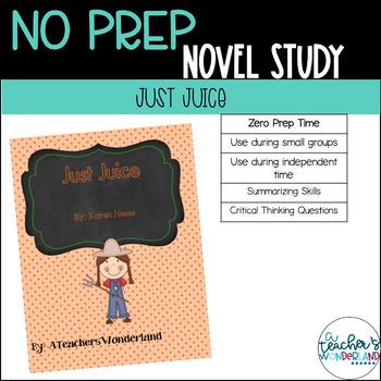 Just Juice Book Study