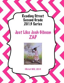 Just Like Josh Gibson ZAP