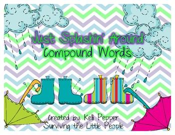 Just Splashin' Around Compound Words
