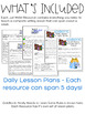 Writing Lesson - Expository - Fairy Tales - Goldilocks Nee