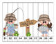 K-1 Counting Puzzles-Outdoor and Summer Fun- Counting by 1