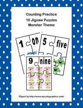 K-1 Counting and Pairing Numbers With Their name and Amoun