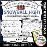 K/1 Music Lesson with Children's Literature - Rhythm Dynam