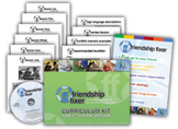 K-2: Conflict resolution, friendship lessons, anti-bullyin