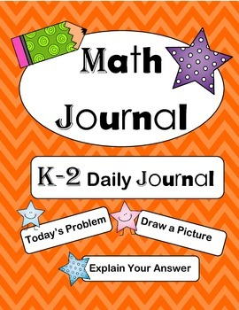 K-2 Math Journal