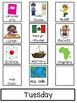 K-5 Interactive Daily Schedule Chart. Homeschool grades KD