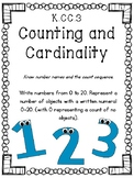 K.CC.3 Counting and Cardinality Unit