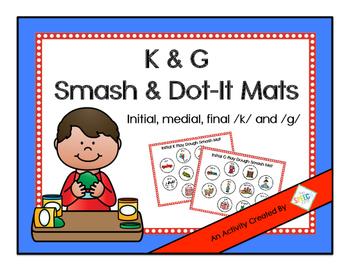 K and G Smash & Dot-It Mats