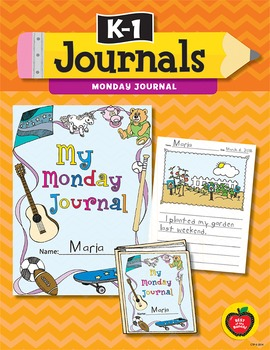 K–1 Journals: Monday Journal