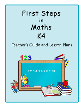 K4 Maths Teacher's Guide, Lesson Plans and Photocopiable R