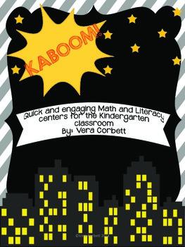 KABOOM!: A math and literacy game