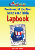 Presidential Election Games and Trivia Lapbook