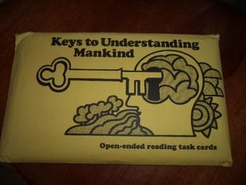 KEYS TO UNDERSTANDING MANKIND