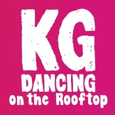 KG Dancing on the Rooftop Font: Personal Use
