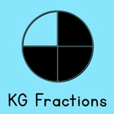 KG Fractions Font: Personal Use