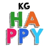 KG HAPPY Font: Personal Use