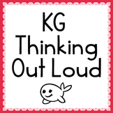 KG Thinking Out Loud Font: Personal Use