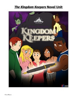 KINGDOM KEEPERS NOVEL UNIT