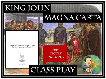 King John and The Magna Carta: The (Kind Of) Historically