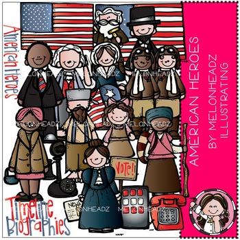 KK's American heroes  by Melonheadz COMBO PACK