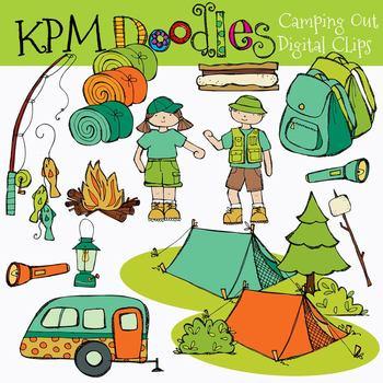 KPM Camping Out COMBO