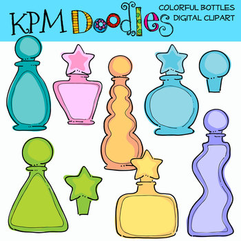 KPM Colorful Bottles