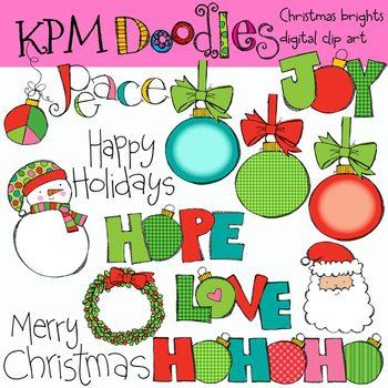 KPM Christmas Brights COMBO