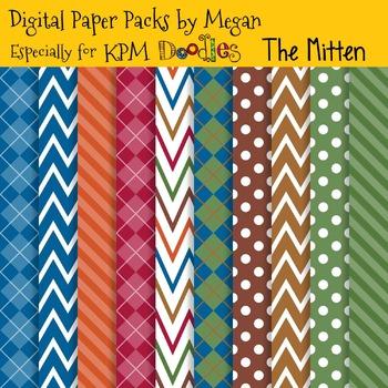 KPM Doodles The Mitten Papers