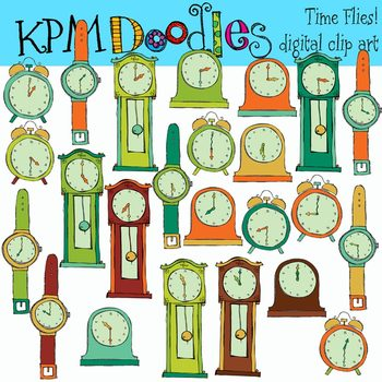 KPM Time Flies COMBO