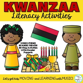 Kwanzaa Songs, Poems, Readers Theater or Music Program and